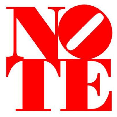 NOTE shop